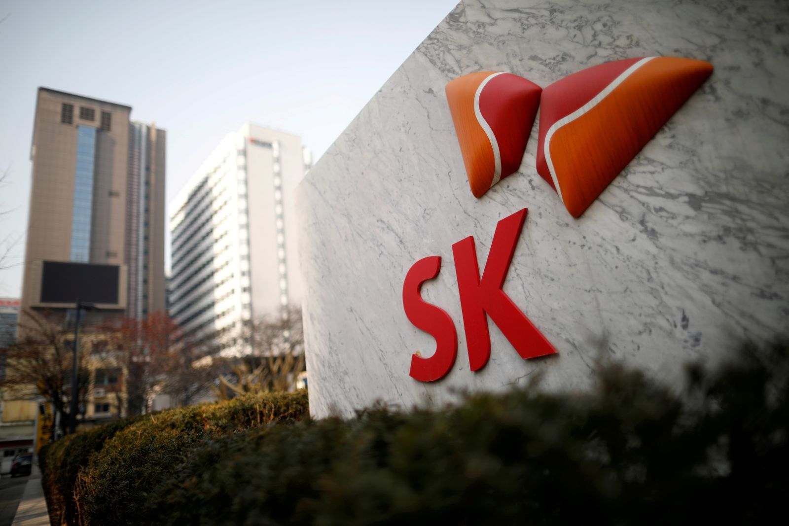 SK Innovation / Logo