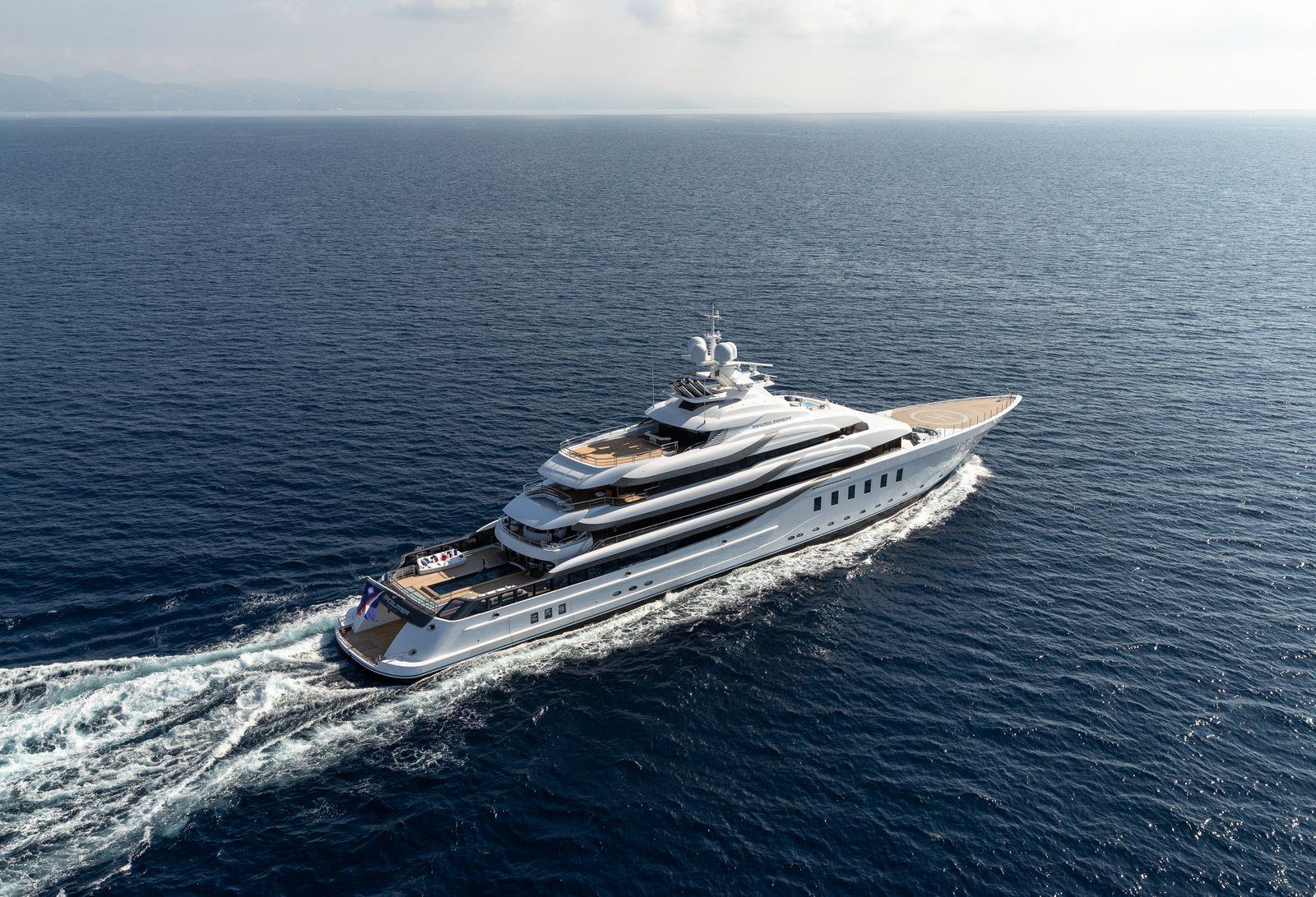 Madsummer 95 m / Yacht / Luerssen