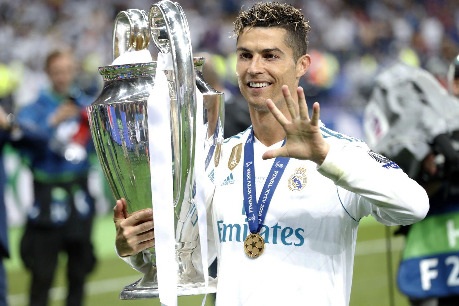 Ronaldo Real CL