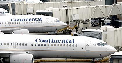 Entlassungswelle: Bei Continental Airlines sollen noch einmal 1700 Jobs wegfallen