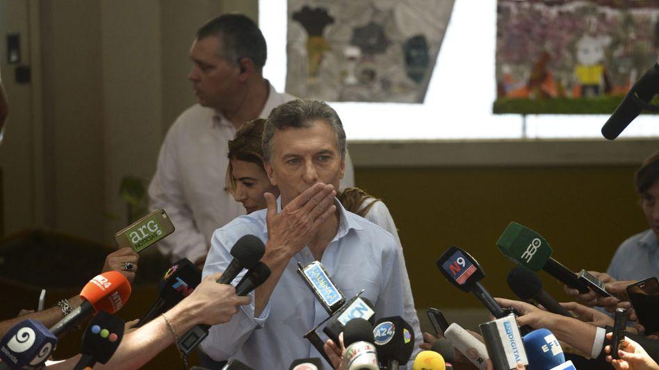 Argentiniens neuer Präsident: Mauricio Macri
