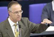 Kommt den Staat teuer zu stehen: Eichels Griff nach den UMTS-Milliarden