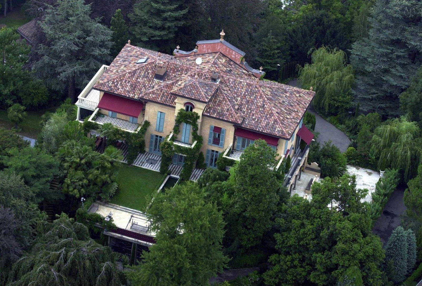 Ex-Beatle Harrison kauft Villa im Tessin