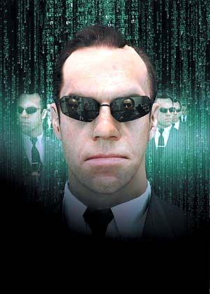 Matrix: Agent Smith im Kampf gegen Neo
