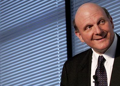 Gibt noch nicht auf: Microsoft-CEO Ballmer