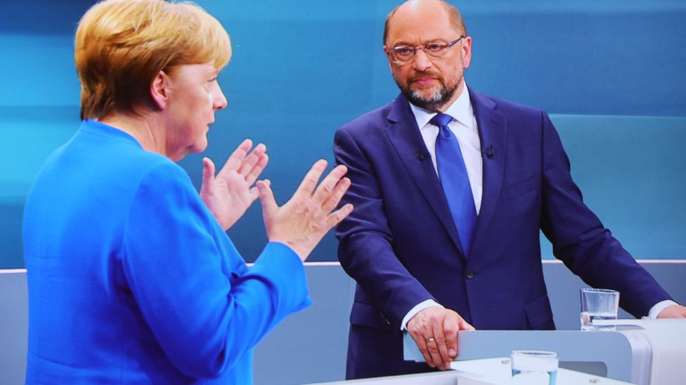 Bundestagswahl: Die Spitzenkandidaten im Stilcheck