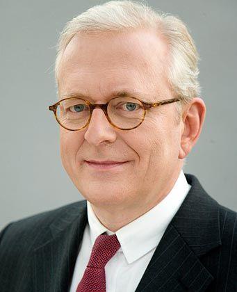 Räumt seinen Posten: DZ-Vorstand Duhnkrack
