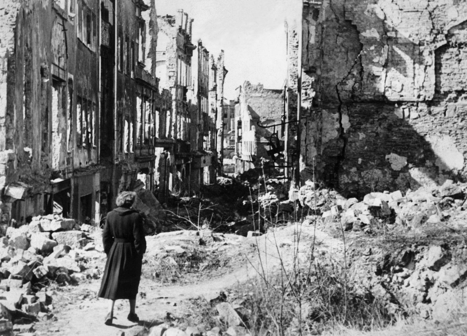 Vox-Dokumentation «1945 - 12 Städte, 12 Schicksale»