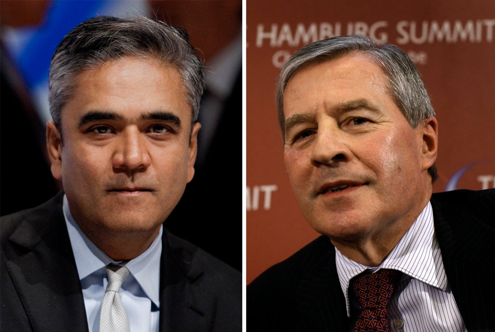 Anshu Jain / Jürgen Fitschen / Deutsche Bank