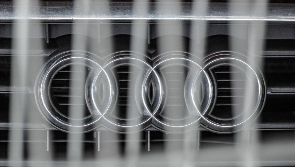 Audi-Logo: Von einem Skandal zum nächsten