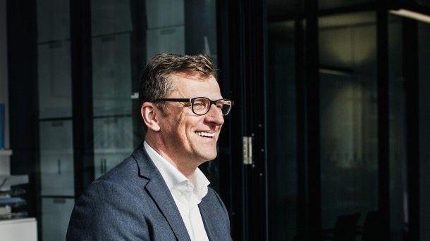 Zwischenstopp: EY-Deutschland-Chef Hubert Barth ist der Gewinner der Rotation. Seine Prüfer testieren künftig neun Dax-Konzerne.