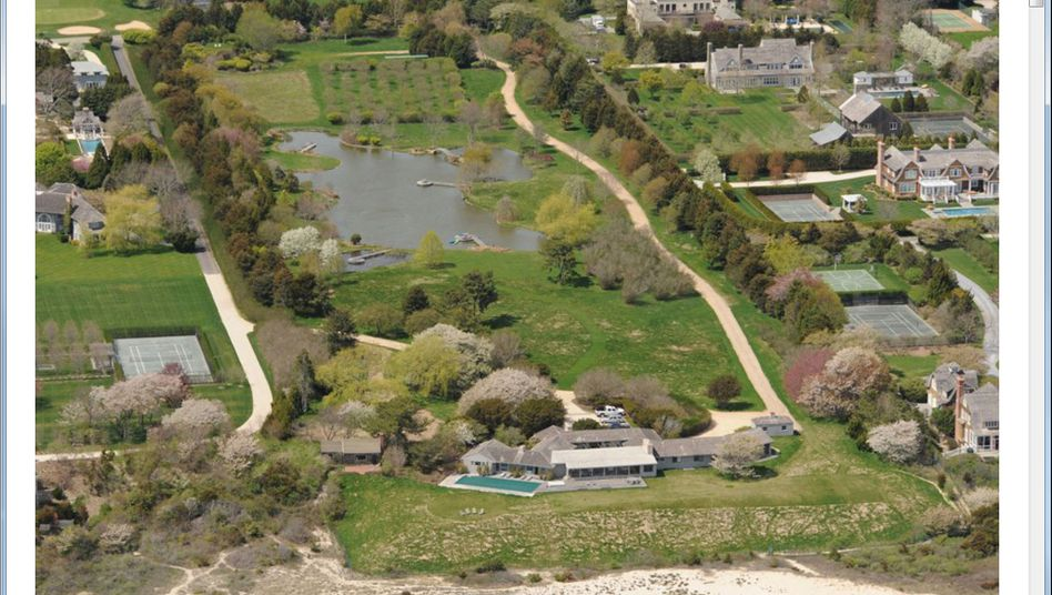 Adresse 60 Further Lane in East Hampton: Die teuerste Wohnimmobilie in den USA