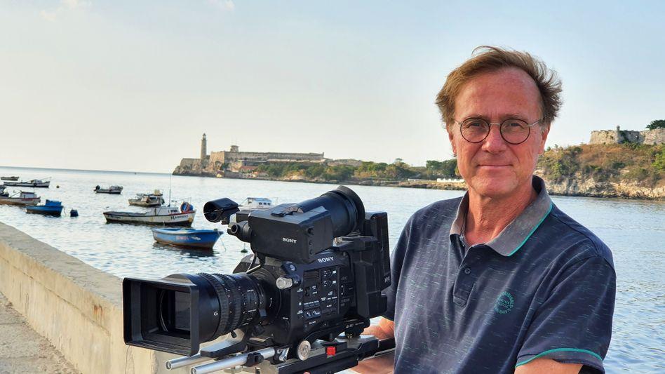 Jochen Beckmann hat sich seinen Traumjob auf Kuba erkämpft: Seit 25 Jahren arbeitet er dort als freiberuflicher Journalist