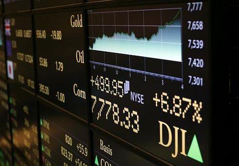 Im grünen Bereich: US-Börsen behaupten sich