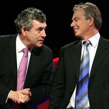 Auf Gedeih und Verderb: Blair und Brown waren vor allem gemeinsam erfolgreich