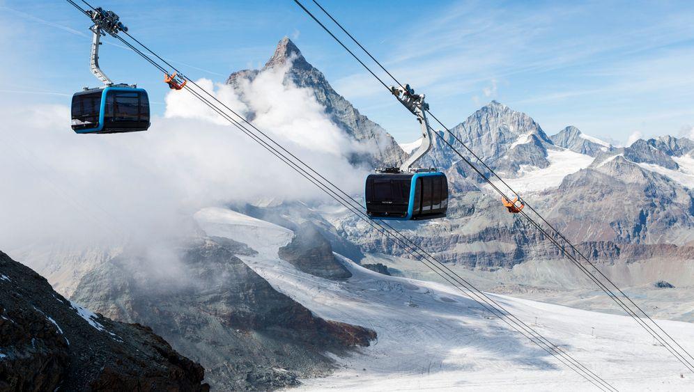 Zermatt: Neue Seilbahn zur höchsten Bergstation Europas