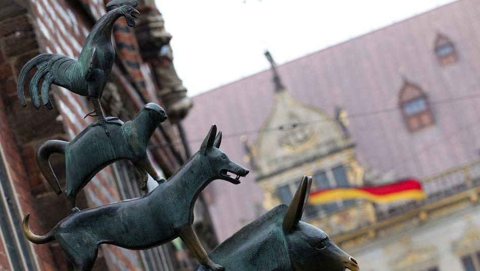 Bremen: Mit über 30.000 Euro hat der Stadtstaat die höchste Pro-Kopf-Verschuldung