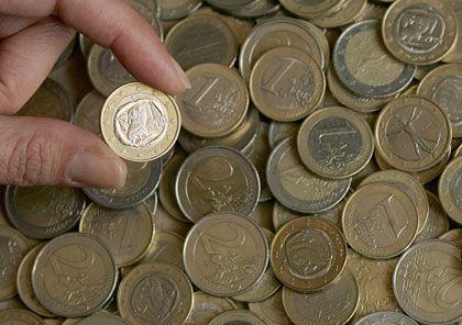 Griechische Euromünze: Gerüchte treiben den Kurs der Gemeinschaftswährung
