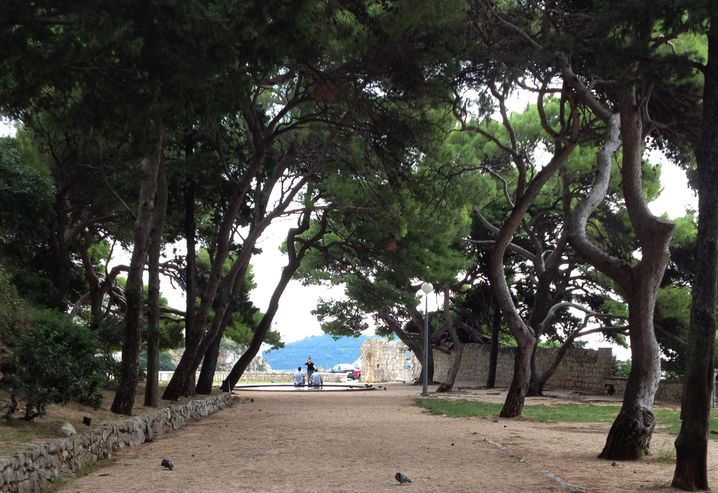 Der Gradac-Park