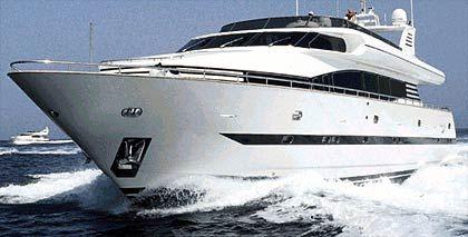 Elegance 105 Yacht