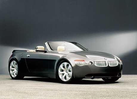 Ungehinderter Einblick: Der BMW Z9 als Cabrio