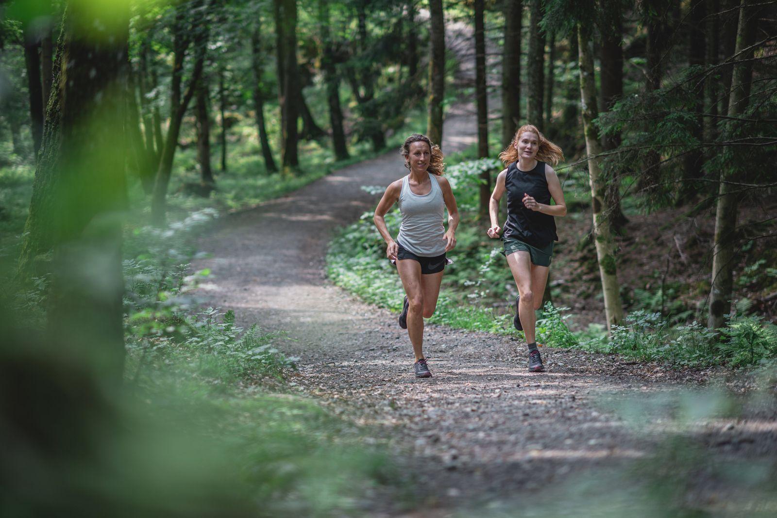 Weg vom Asphalt: Trail-Running fordert Läufer heraus
