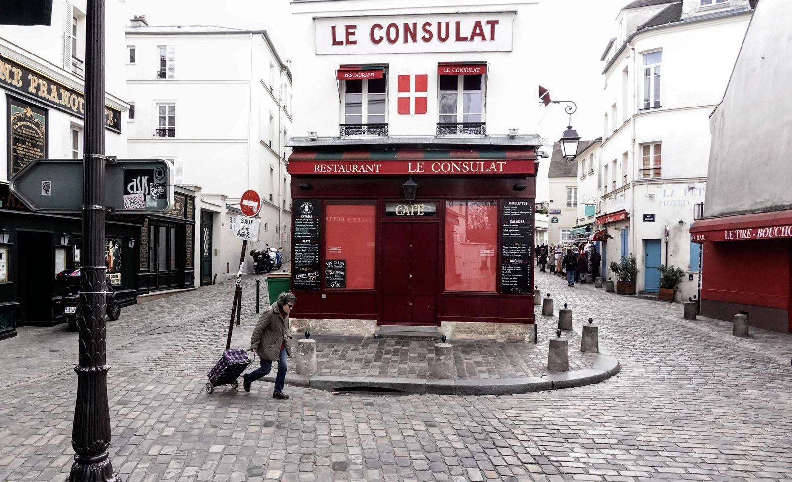 Coronavirus / Frankreich
