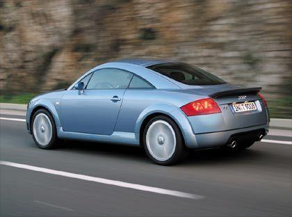 Mit neuartigem Sportgetriebe und Vierrad-Antrieb: Der neue Audi TT 3.2 quattro