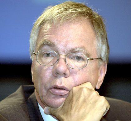 Sonderbeauftragter statt Vorstandsmitglied: Gerd Tenzer