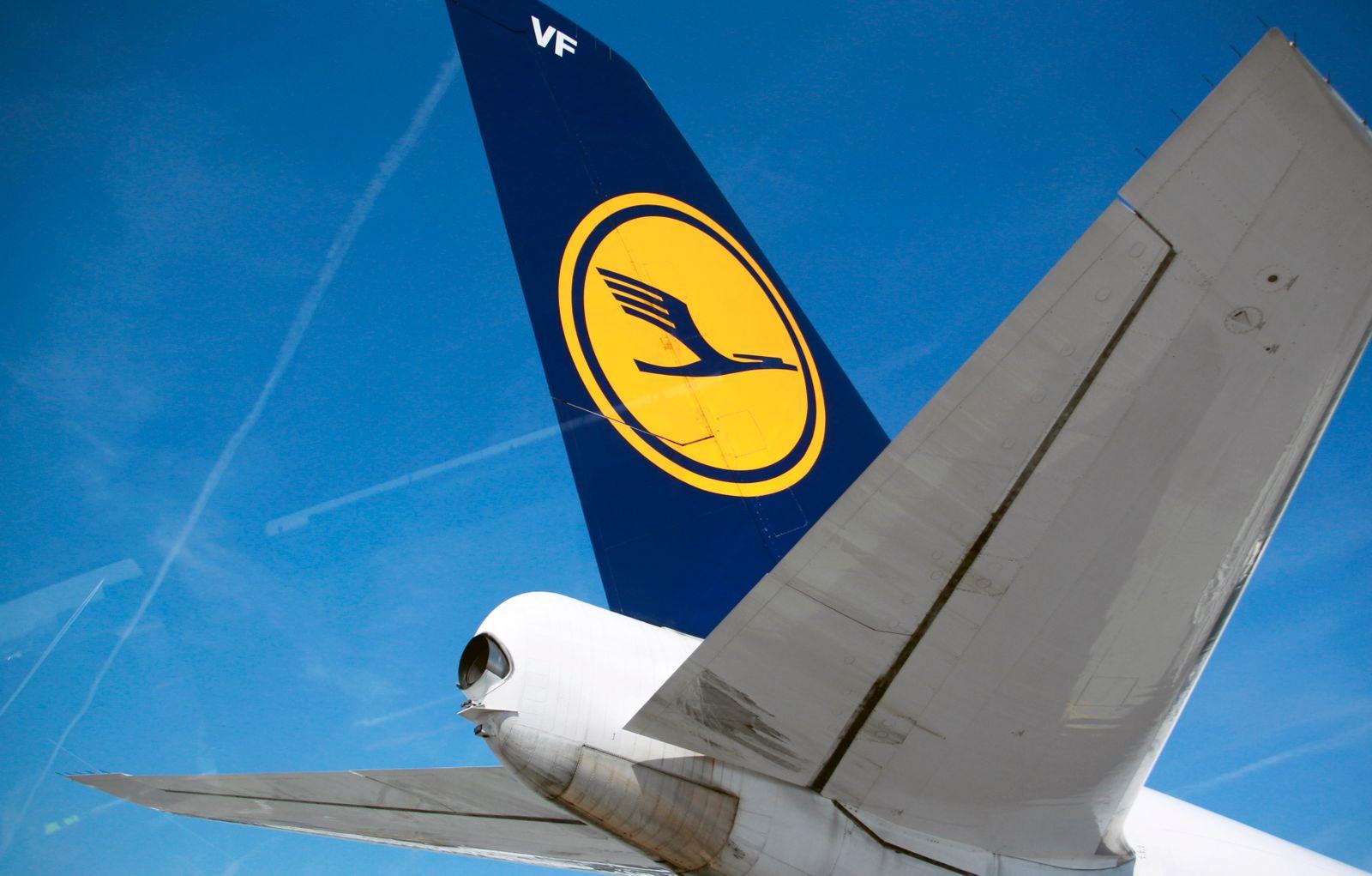Lufthansa / Logo / Leitwerk