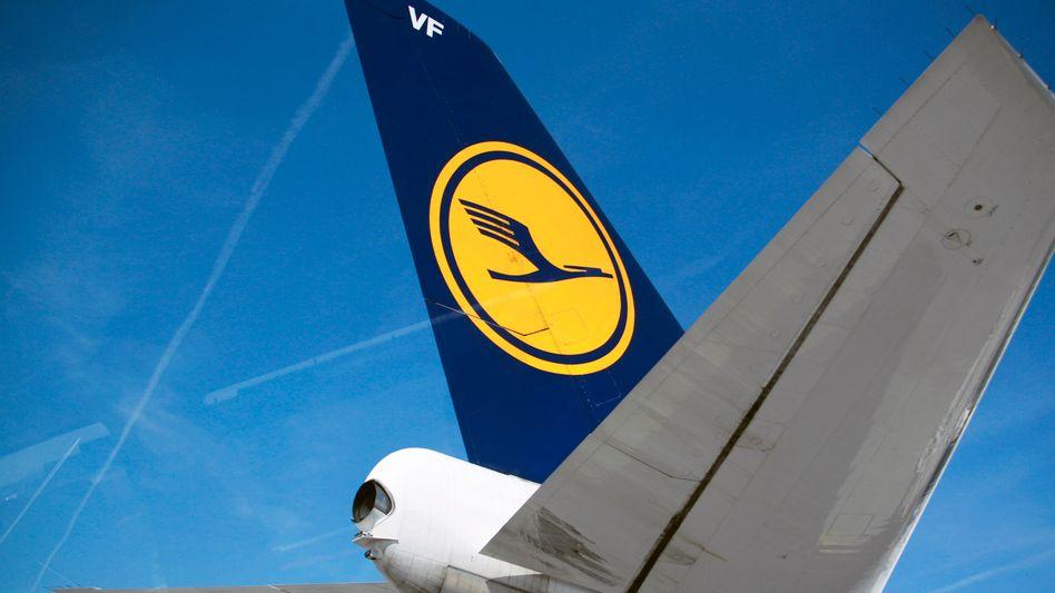 Im Lufthansa-Konzern fallen jeden Tag 60 Flugverbindungen aus