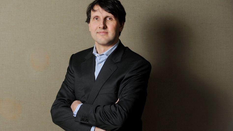 """Markus Berger-de Leon: Der Leiter der neuen Einheit """"Digital Lab"""" von McKinsey war unter anderem CEO von Jamba, StudiVZ und My Hammer"""