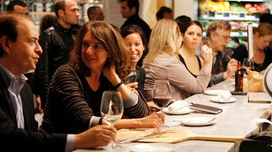 Italienisch mit allen Sinnen: Eataly-Restaurant in New York