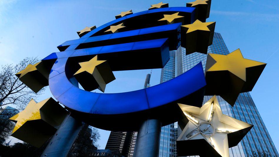 Geldgeber der letzten Instanz: EZB-Zentrale in Frankfurt