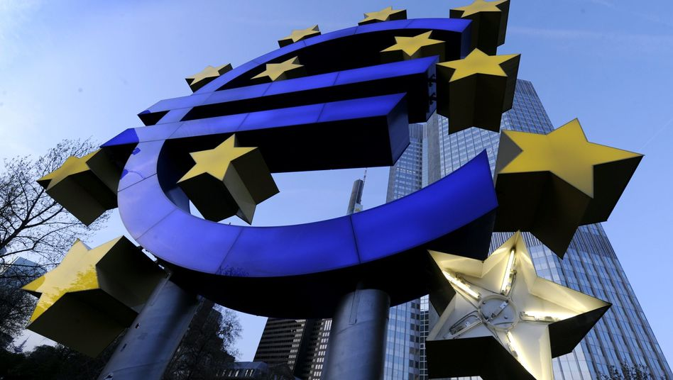 Ach, Europa: Die EZB hat ihre Wachstumsprognose gesenkt