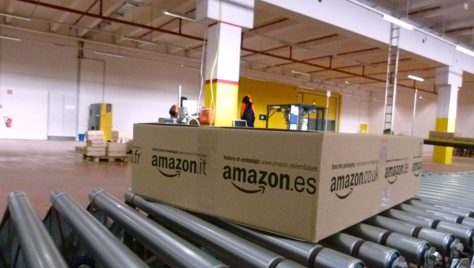 Vertriebszentrum Rheinberg: Amazons Sortiment ist in der Vergangenheit stark gewachsen. Das Unternehmen entwickelt sich immer mehr zum Anbieter von Inhalten wie Filmen und Musik