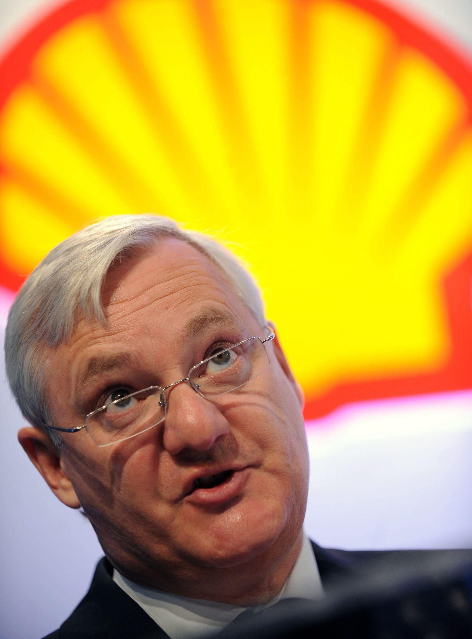 Shell Vorstandsgehälter / Peter Voser