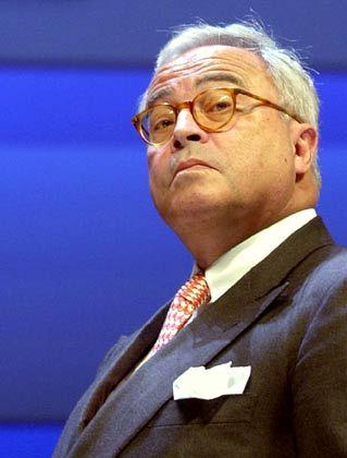 """Rolf Breuer: """"Man muss das Thema europäisch und nicht provinziell sehen"""""""