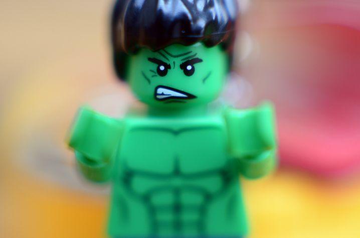 Nur nicht wütend werden: Gefühle gehören nicht an den Verhandlungstisch. Vor allem nicht gegenüber dem Sturkopf gegenüber