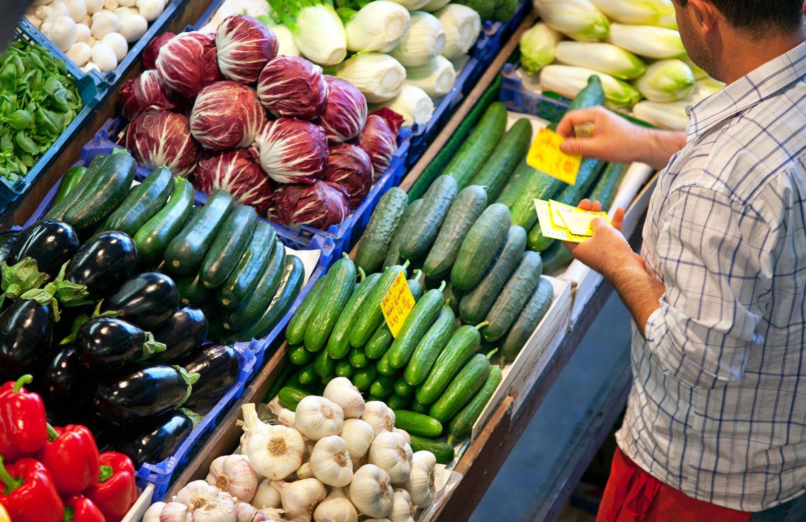 Preis / Lebensmitteln / Inflation / Preise