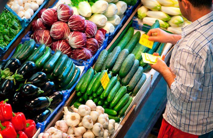 Gemüsekrise: Eine schlechte Ernte kann wie derzeit die Preise treiben, sagt aber wenig über die Inflationsdynamik