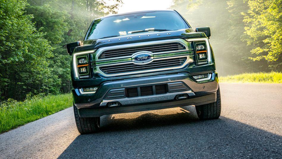 Bestseller in 14. Generation: Der neue Ford F-150.
