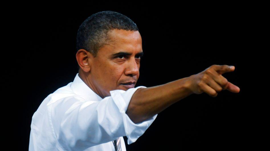 Barack Obama: Der US-Präsident befürchtet, dass die Schuldenkrise im eigenen Land durch die Schuldenkrise in Europa noch verschärft werden könnte