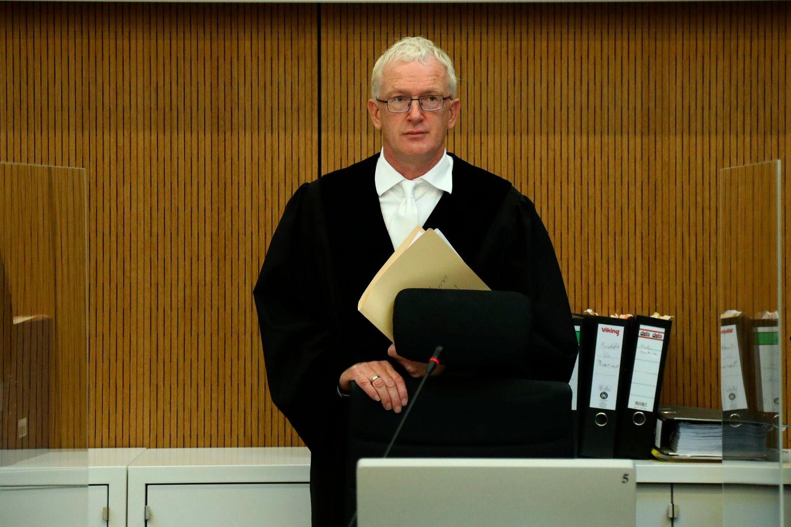 Fortsetzung Prozess gegen früheren Audi-Chef Stadler