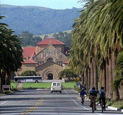 Vorbild Stanford: Mekka der Forschung