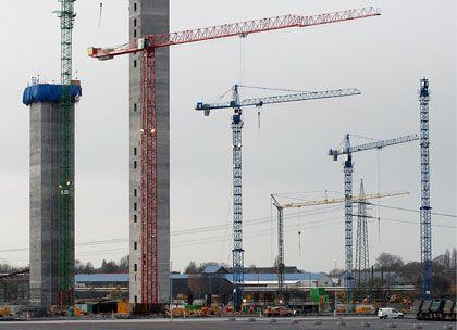 Durch Gesetzesänderung begünstigt: Eon-Kraftwerksbau in Datteln
