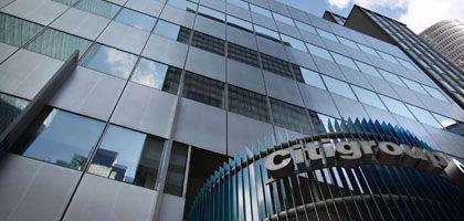 Citigroup: Am Freitag legt die krisengeschüttelte Großbank Zahlen vor - Milliardenverluste werden erwartet