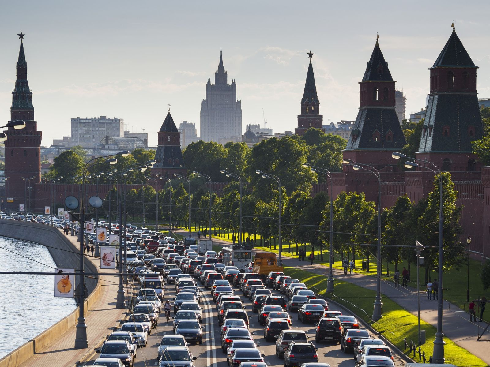 NICHT MEHR VERWENDEN! - Russland/ Moskau/ Kreml