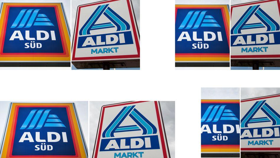 Aldi: Hilfe von McDonald´s