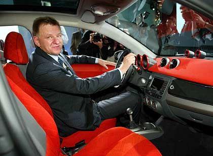 Neuer Chef bei Mitsubishi: Smart-Vormann Andreas Renschler